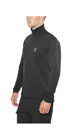 Haglöfs Bungy - Sweat-shirt Homme - noir